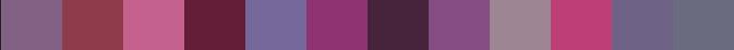 RAL Violet shades